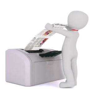 Imprimerie numérique et offset